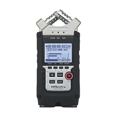 ZOOM H4nPro H4n Pro Linear PCM IC Digital Handy Recorder • 197.28£