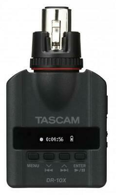 Tascam DR10X Mic Attachable Audio Recorder • 117£