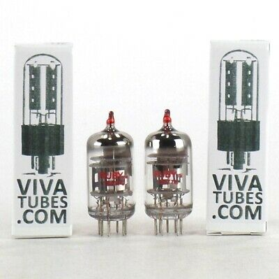 Ruby 12AT7C HG High Grade Select Preamp Tube Tested