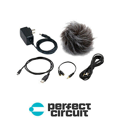 Zoom APH-4nPro Accessory Pack for H4n Pro PRO AUDIO - NEW - PERFECT CIRCUIT