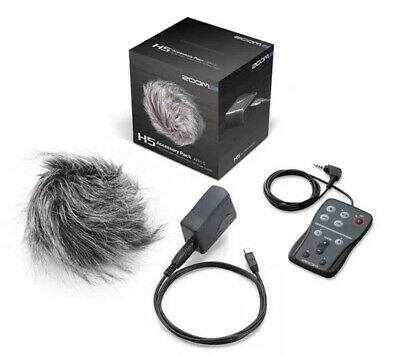 ZOOM H5 APH-5 Accessory Package Brand New • 25.29£