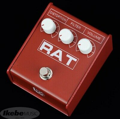Pro-co RAT 2 RED IKEBE ORIGINAL MODEL NEW Distortion Guitar Effects Pedal • 104.15£