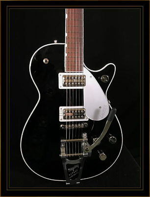 Gretsch G6128T-PE Players Edition Jet FT With Bigsby Black • 1,760.02£