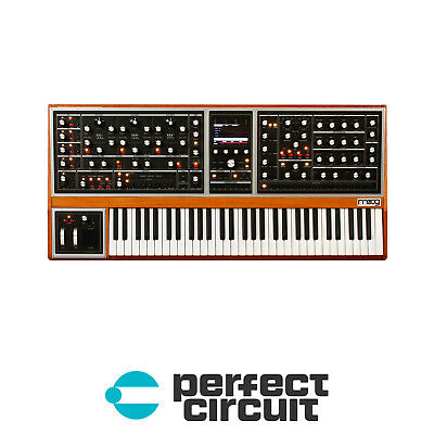 Moog One 16-Voice Analog Polyphonic Synth SYNTHESIZER - NEW - PERFECT CIRCUIT • 6,013.80£