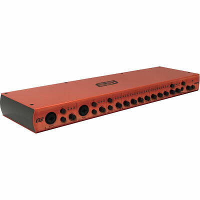 ESI U108 PRE 10-Preamp / 8-Output USB Audio Interface • 373.08£