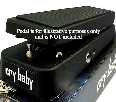 New Modify Your Dunlop GCB-95 Crybaby Wah Wah To Clyde McCoy Specs DIY MOD KIT • 9.99£
