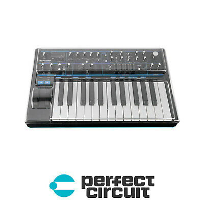 Decksaver Novation Bass Station II Cover ACCESSORY - NEW - PERFECT CIRCUIT • 57.48£