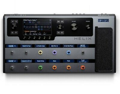 LINE6 Helix Floor Space Gray Official Japan Limited Model Guitar Processor • 1,624.72£