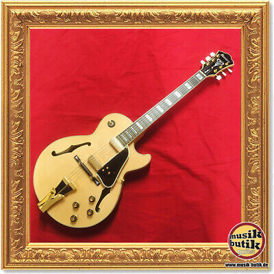 Ibanez George Benson GB10-NT Signature Hollowbody Gitarre Natural • 2,522.01£