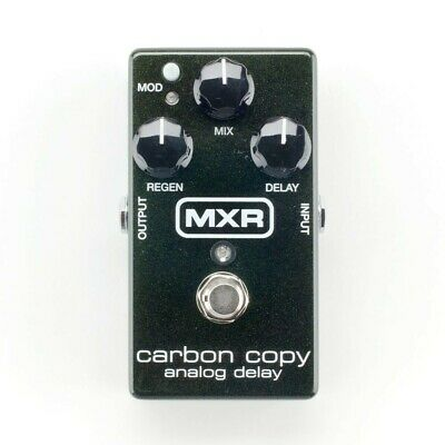 MXR M169 Carbon Copy Analog Delay Guitar Effector From Japan • 162.75£