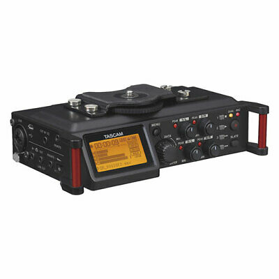 Tascam DR-70D 4-channel Stereo Audio Recorder For DSLR Cameras                   • 244.08£