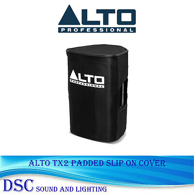 1 X  Alto Tx210 Padded Slip On Covers To Fit Tx210 Speakers  • 29£