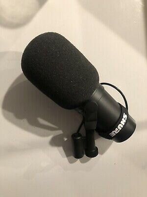 Shure SM7B Microphone - Great Condition • 264.17£