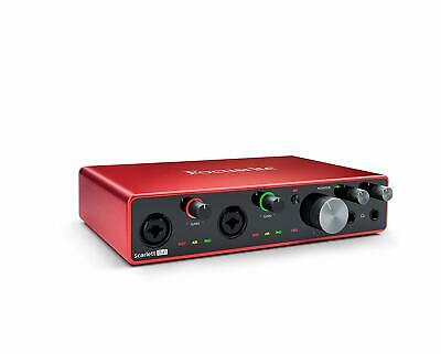 Focusrite Scarlett 8i6 (3rd Gen) Usb Audio Interface • 226.98£