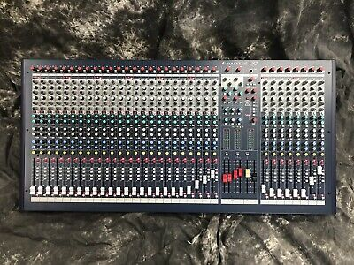Soundcraft LX7 II 32 Channel Professional Audio Mixer - Studio Live Recording • 880.01£