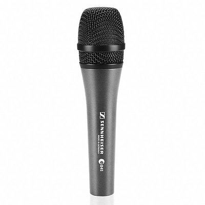 Sennheiser E845 Dynamic Super-cardioid Vocal Mic For Speech And Vocals • 99.94£