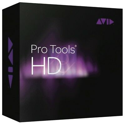 Avid Pro Tools Ultimate HD Perpetual License (formerly Known As Pro Tools 12 HD) • 1,071.58£