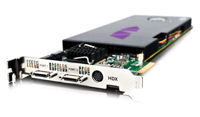 Avid Pro Tools HDX Core Card With Pro Tools HD Ultimate Perpetual Software • 2,811.41£