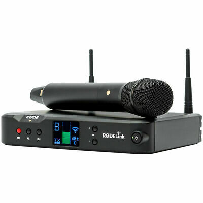 Rode Link RØDELink Performer Kit Handheld Microphone & Wireless Receiver  • 297£