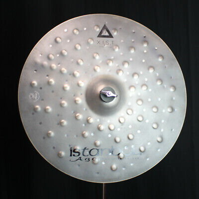 Istanbul Agop 17  Xist Dry Dark Crash - 1101g (video Demo) • 126.34£