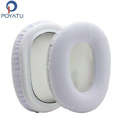 POYATU Replacement Ear Cushions Pads Cover For Audio Technica ATH-M30 ATH-M40x • 7.71£