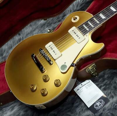 Gibson Les Paul Standard 50s P-90 Gold Top New Prompt Decision Electric Guitar • 2,372.84£
