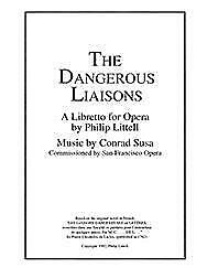 The Dangerous Liaisons Opera Or Operetta Opera In Two Acts MUSICAL LIBRETTO • 22£