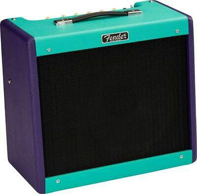 Fender FSR Blues Junior IV  TOTALLY 80S  In Seafoam & Purple • 506.51£