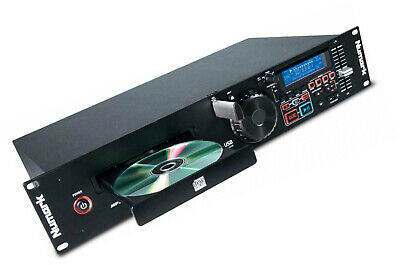 Numark MP103USB | Rackmount USB And CD Player With Dedicated Pitch And Master / • 370.39£