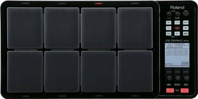 Roland Electronic Percussion OCTAPAD SPD-30-BLK 5Kg Electronic Drum Trigger Pad • 1,061.65£