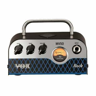 Vox MV50 Rock Compact Guitar Amp Head • 177.45£