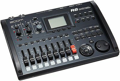 ZOOM R8 Multi-Track Recorder Digital Recorder R8 New • 210.55£