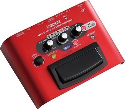 BOSS Vocal Harmonist VE-2 From Japan New In Box • 196.62£