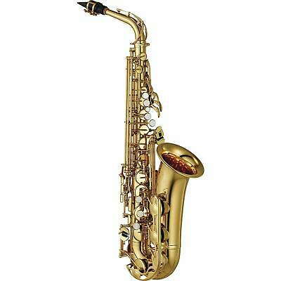 Yamaha Alto Saxophone Standard YAS280 Entry Model For Beginners New • 1,204.31£
