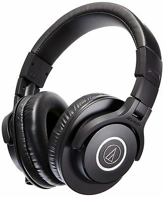 Audio-technica Professional Monitor Headphones ATH-M40x New • 101.74£