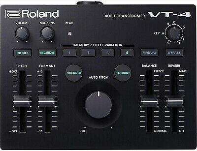 Roland / VT-4 Voice Transformer Voice Transformer AIRA From Japan NEW • 242.87£