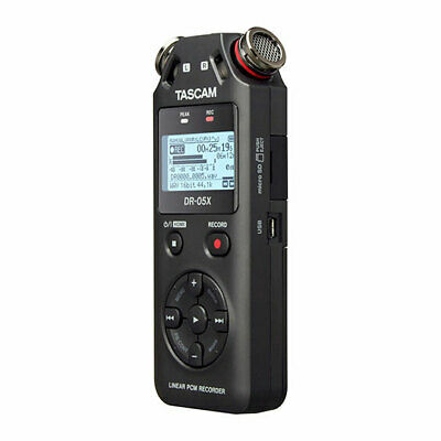 Tascam DR-05X Portable Audio Recorder And USB Audio Interface,                  • 92.46£