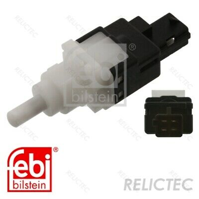 Brake Light Switch For Fiat Alfa Romeo Lancia Peugeot Citroen Abarth Ford • 13.71£