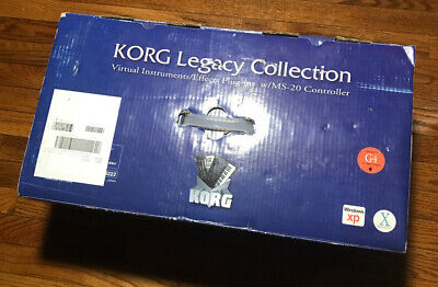 Korg Ms-20 Mini Controller Legacy Collection • 381.30£