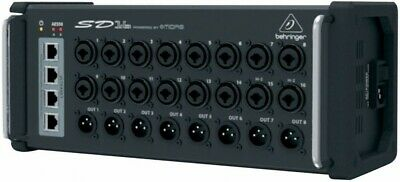 NEW Behringer SD16 16 Input 8 Output Combined With Stage Box X32 From JAPAN • 686.67£