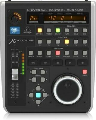 NEW Behringer X-TOUCH ONE Ethernet / USB / MIDI Interface From JAPAN • 209.05£