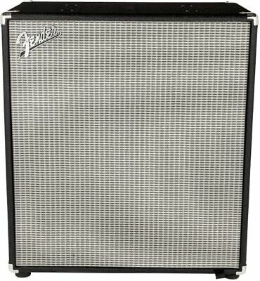 Fender Rumble410 Cabinet (V3) - Black/Silver • 322.84£
