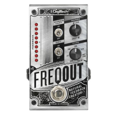 Digitech FreqOut Natural Feedback Creator Pedal • 139.47£
