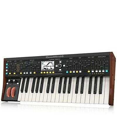 Behringer Analog 6 Voice Polyphonic Synthesizer DEEPMIND 6 • 752.39£