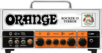 Orange RT Rocker 15 Terror 15W Head, B-Stock • 469£