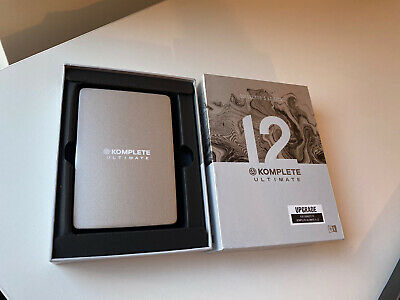Native Instruments Komplete 12 Ultimate Collectors Edition 1TB Hard Drive Only • 2.97£
