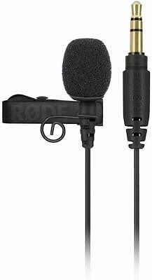 RODE Lavalier GO Professional Grade Wearable Microphone - Clip On Mic • 69£