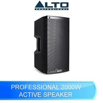 Alto Ts315 2000w 15  2 Way Active Class D Bi Amplified Speaker Ts 315 • 299£