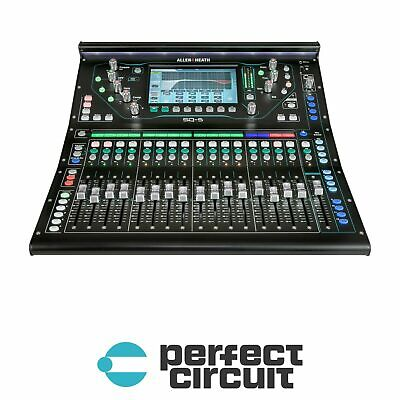 Allen & Heath SQ-5 48-Channel Digital Mixer PRO AUDIO - NEW - PERFECT CIRCUIT • 2,241.24£