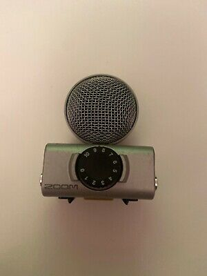 Zoom MSH6 MID SIDE Portable Recorder MS Microphone Capsule Microphone H6 / H5 Q8 • 70£